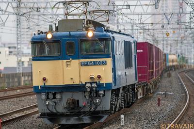 EF64-1023国鉄色