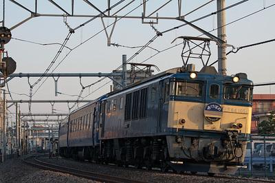 EF64-1051「あけぼの」