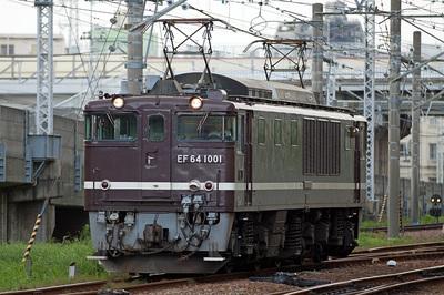 EF64-1001単機