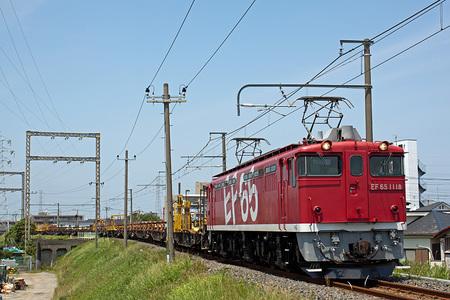 EF65-1118工臨
