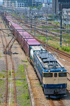 EF65-2101国鉄色