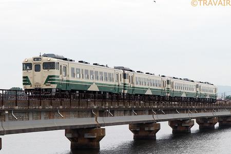 男鹿線キハ40・48