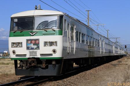 185系踊り子 伊豆箱根鉄道