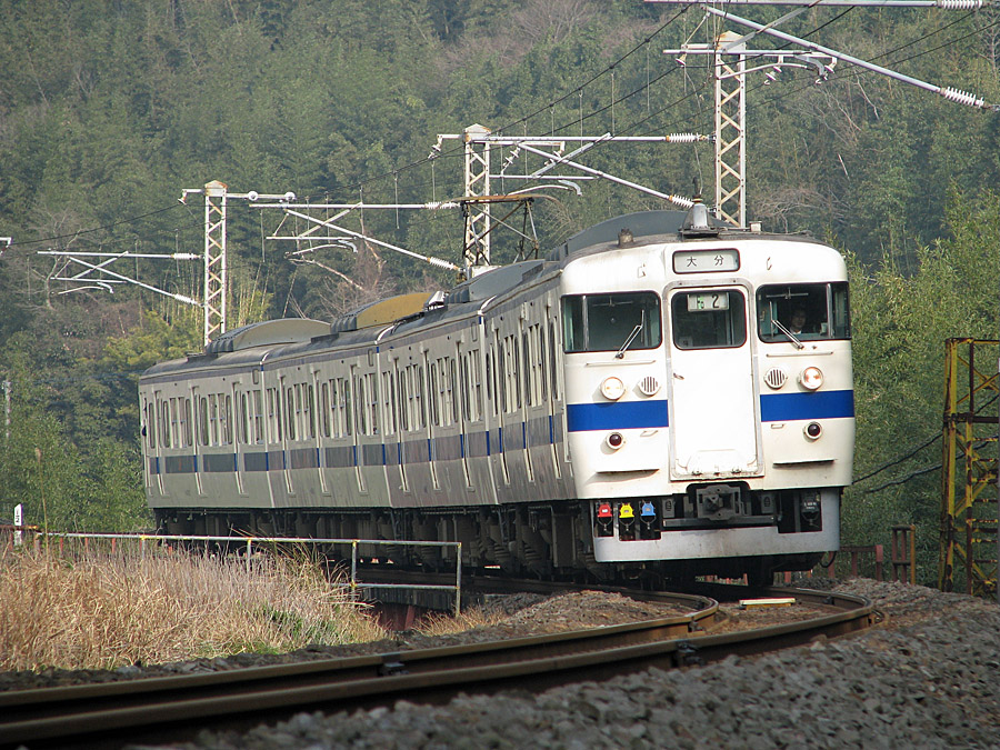 日豊本線大分行415系: 80s&90s ...