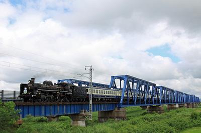 最上川鉄橋