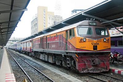 4523機関車
