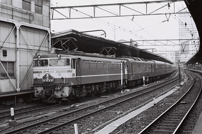 EF65-513「富士」
