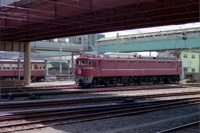 EF81-81エキスポライナー
