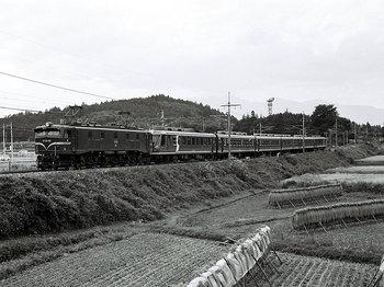 EF58-89牽引の江戸
